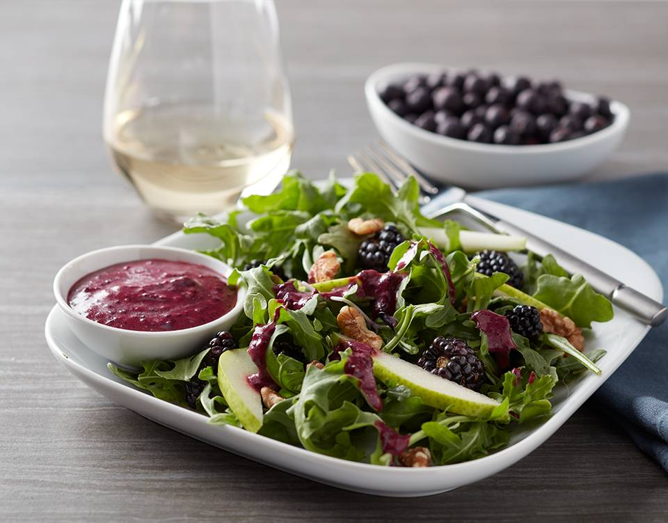 Berry Smooth Dressing